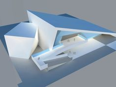 Section Drawing Architecture, Concept Models Architecture, Church Architecture, Futuristic Architecture, Amazing Architecture, Architecture Design, Structural Model, Shelter Design, Architectural Engineering