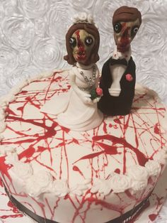 Zombie Toppers
