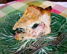Italian Easter Pie (Torta Pasqualina)   La Bella Vita Cucina