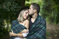 Ensaio de Casal de Aline e Pedro | Foto: Louise Esperança