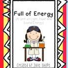 Full of Energy {Unit for light, heat and sound} $