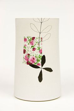 I absolutely adore the work of Swedish designer Karin Eriksson. It is just so sweet and feminine.