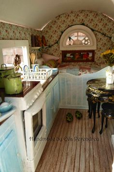 Blog sobre miniaturas de casas de muñecas y miniatures and dollhouses