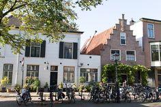 Camping in De Lakens an der Nordsee. Anfang Oktober 2015 hatte ich eine Reise nach Amsterdam geplant...