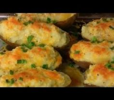 Delicious, Easy And You Will Not Be Disappointed: Kid-Friendly Twice Baked Potato Surprise