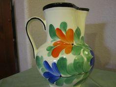 Vintage Czech Art Deco Pottery