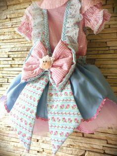Conjunto fazendinha rosa saia com anágua de tule Pode ser adaptado para vários temas