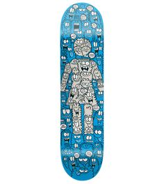 Guy Mariano - Lyons' Monsters Deck by Girl | crailstore