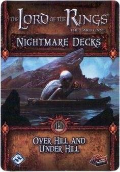 Over Hill and Under Hill (expansion) 8.3 BGG rating.