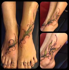 Una continuità nel cammino..in mezzo a gioie e difficoltà.. Senza mai dimenticare che ..la vita è bella. Buon 2016 a tutti cari Fans!  Tattoo Artist: Mari Fina  Tatuaggi a colori http://www.subliminaltattoo.it/prodotto.aspx?pid=09-TATTOO&cid=18  #tatuaggiopiedi   #tatuaggioacolori   #marifinatattooartist   #subliminaltattoofamily   #tattoo   #tatuaggimonza   #marifina   #butterflytattoo   #colortattoo   #tattooartist   #tatuaggio