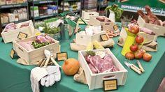 E foi no #Supermercado El Corte Inglés que os pequenos chefs encontram os melhores ingredientes para completar os seus pratos! #MCJunior #Supermercado