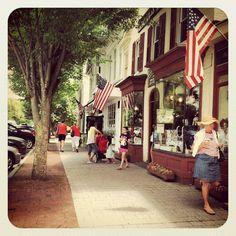 Exploring: Stockbridge, Massachusetts #berkshires