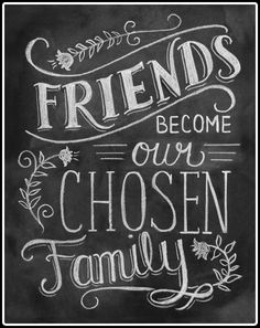 Friends Become Our Chosen Family                                                                                                                                                                                 Más