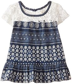 Lucky Brand Little Girls' Belleview Top, Moonrise Blue, 5 Lucky Brand http://www.amazon.com/dp/B00ZX18JGS/ref=cm_sw_r_pi_dp_CoU0wb0BEYHQF