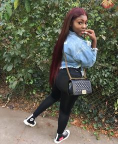 click get same red burgundy lace front human hair wigs catch the fashion follo Burgundy Hair Black Girl, Dark Red Hair, Brown Hair Colors, Red Burgundy, Popular Hairstyles, Wig Hairstyles, Toddler Hairstyles, Protective Hairstyles, Lace Front Wigs