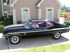 1969 Chevy Nova Yenko Tribute (KY) - $42,500 Please call Dennis @ 502-664-1657 to see this Nova