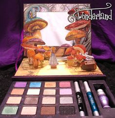 All sizes | MakeUp Urban Decay - Alice in Wonderland | Flickr - Photo Sharing!
