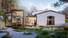 California, San Francisco. Private house. on Behance