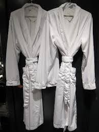 A Luxury collection hotei bathrobes.