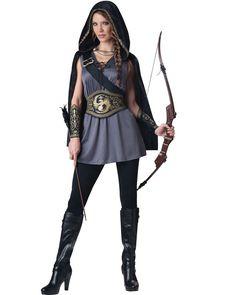 Huntress Womens Costume #TrendingCostumes #Katniss