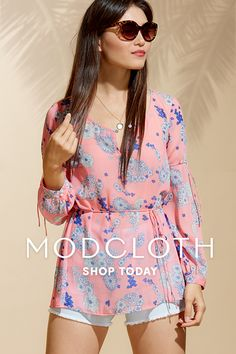 Shop stylish & unique spring blouses, tees, & more. Join ModCloth & get 20% off + free shipping on your first order today!