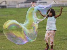 lembrancinha para crianças - Subi no Limoeiro: Bolha de sabão gigante!!!!