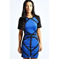 Budgetdeals .org.uk have on offer in our International Boohoo clothing shop the boohoo Jessica Contrast Panell Bodycon Dress  cobalt at our price of £ 15.00.  Contrast panel bodycon dress Keep an eye on contrast panel party dresses for a killer, contoured figure. Wear it with pin-perfecting pointed court heels , update with an art deco clutch and chandelier earrings . Figure flattering contrast panels Round neckline Exposed zip fastening to reverse Figure hugging bodycon fit.  BUY NOW GBP…