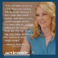 #MelissaJoanHart #GodsNotDead2