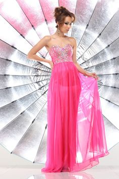 Shop Pretty Sweetheart Floor Length Beaded Bodice Prom Dress With Colorful Rhinestone Online affordable for each occasion. Latest design party dresses and gowns on sale for fashion women and girls.