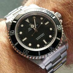 Rolex Submariner No Date Auto Steel Mens Oyster Bracelet Watch 14060 for sale online Rolex Submariner, Full Set, Omega Watch, Rolex Watches, Men, Accessories, Ebay, Black, Black People