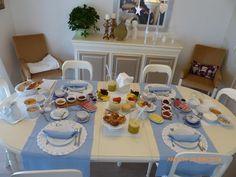 breakfast at Quinta dos Bons Cheiros