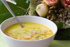 Biela zeleninová polievka - Recept pre každého kuchára, množstvo receptov pre pečenie a varenie. Recepty pre chutný život. Slovenské jedlá a medzinárodná kuchyňa