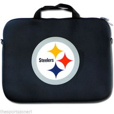 Pittsburgh Steelers Laptop Bag #Pittsburgh Steelers Visit our website for more: www.thesportszoneri.com