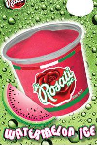 ... Rosati Ice on Pinterest | Italian ice, Ice cream distributors and Ice