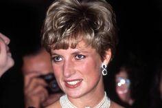 A história por trás do cabelo curtinho da Princesa Diana