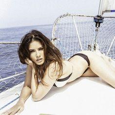 Sunny Leone's Bikini Photo-shoot  http://blogonbabes.com/sunny-leones-bikini-photo-shoot-in-santa-monica/  #SunnyLeone #Bikini #Bollywood