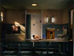 """El Dado del Arte: Gregory Crewdson y sus voyeur """"Brief Encounters"""""""