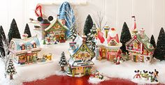 Mickey's Merry Christmas | Department 56 Disney Village | Dept 56 - Kathie's Christmas