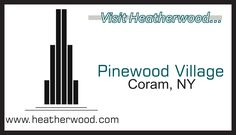 This is #Heatherwood 's Pinewood Village #apartments, located in #Coram NY. This cozy, completely renovated community is situated on #LongIsland 's historic North Shore and is conveniently located directly off route 112 in Coram.