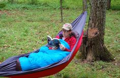 7 Tips for Hammock Camping Beginners « The Adventure Post