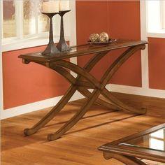 Standard Furniture Madrid Sofa Table