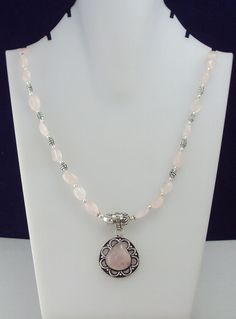 36  gram marvelous ROSE QUARTZ handmade BEADED by YOURJEWELLERY https://www.etsy.com/in-en/shop/YOURJEWELLERY?ref=l2-shopheader-name