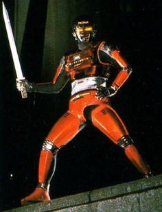 宇宙刑事シャリバン  1983年3月4日放映開始
