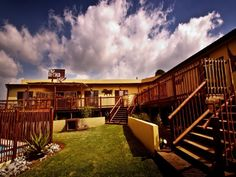 Johannesburg Moafrika Lodge South Africa, Africa Located in Benoni AH, Moafrika Lodge is a perfect starting point from which to explore Johannesburg. Both business travelers and tourists can enjoy the hotel's facilities and services. Facilities like free Wi-Fi in all rooms, luggage storage, Wi-Fi in public areas, car park, airport transfer are readily available for you to enjoy. Designed for comfort, selected guestrooms offer internet access – wireless, internet access – wirel...