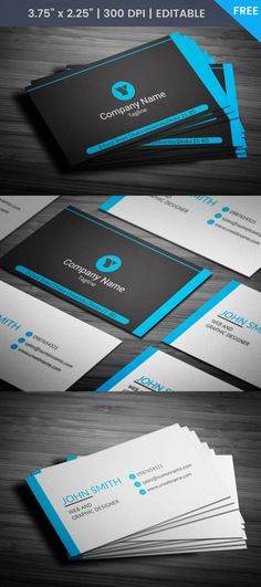 Free Web Designer Business Card Template