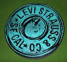 #button #accessoires #jeans #denim #levis