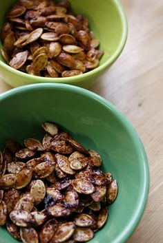 Savory Pumpkin Seeds