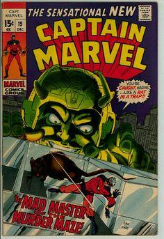 Captain Marvel 19 (FN 6.0)