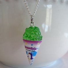 Snow Cone Necklace!!