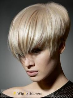 Chic Blond, too model style